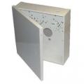 Metalinė dėžė centralei - maža
